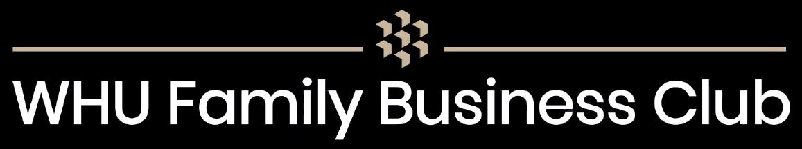 WHU Family Business Club